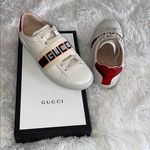 NEW Gucci ace sneaker